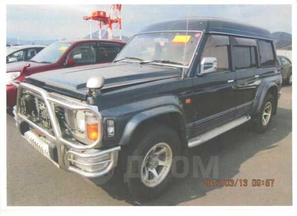 Nissan Safari, 1993 год, 470 000 руб.