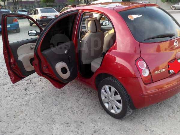 Nissan Micra, 2008 год, 399 000 руб.