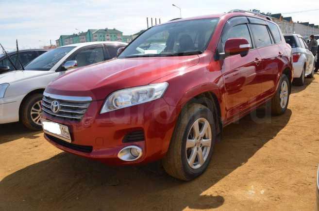 Toyota Vanguard, 2009 год, 830 000 руб.