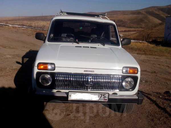 Лада 4x4 2121 Нива, 2012 год, 310 000 руб.