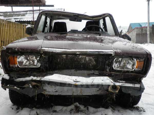 Лада 2107, 2006 год, 14 000 руб.