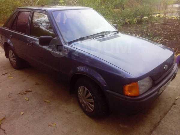 Ford Escort, 1986 год, 90 000 руб.
