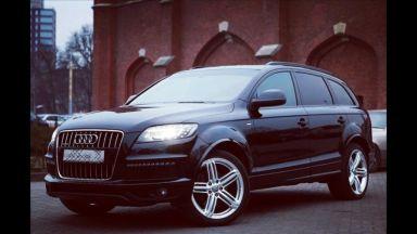 Audi Q7, 2010