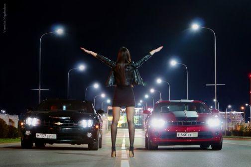 Chevrolet Camaro 2014 - отзыв владельца