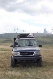 Ford Explorer, 2000