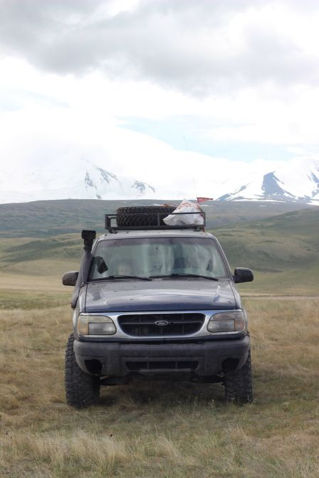 Ford Explorer 2000 - отзыв владельца