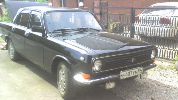 ГАЗ 24 Волга  - отзыв владельца