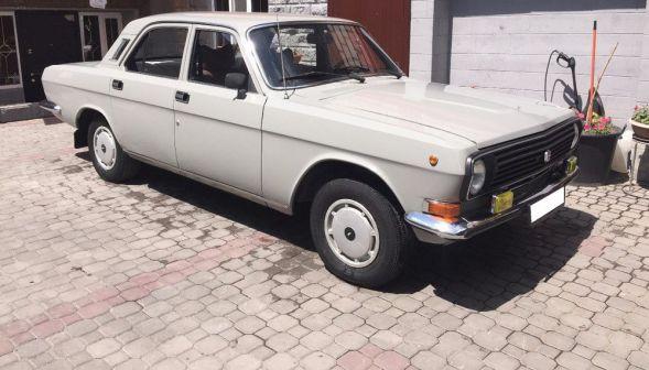 ГАЗ 24 Волга 1989 - отзыв владельца