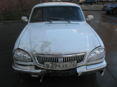 ГАЗ 31105 Волга 2006 отзыв автора | Дата публикации 17.11.2015.