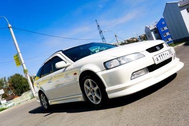 Honda Accord 1999 отзыв автора | Дата публикации 30.11.2015.