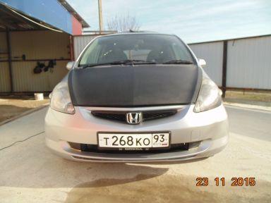 Honda Fit 2002 отзыв автора | Дата публикации 28.11.2015.