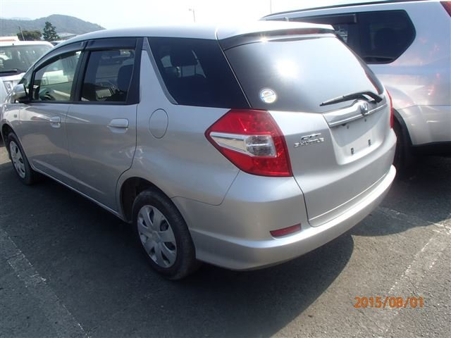 honda fit shuttle схема