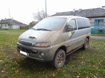 Hyundai Starex, 2002