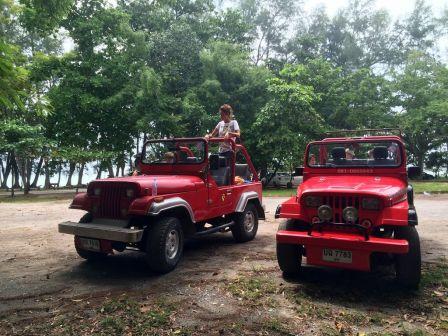 Jeep Wrangler 1992 - отзыв владельца