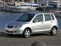 Mazda Mazda2, 2003