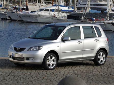 Mazda Mazda2 2003 - отзыв владельца