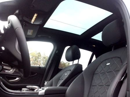 Mercedes-Benz GLC 2015 - отзыв владельца