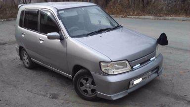Nissan Cube 2001 отзыв автора | Дата публикации 18.11.2015.
