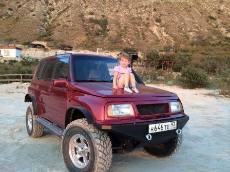 Suzuki Vitara 1995 - отзыв владельца