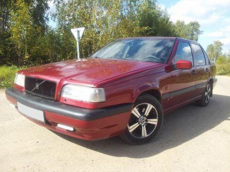 Volvo 850 1995 - отзыв владельца