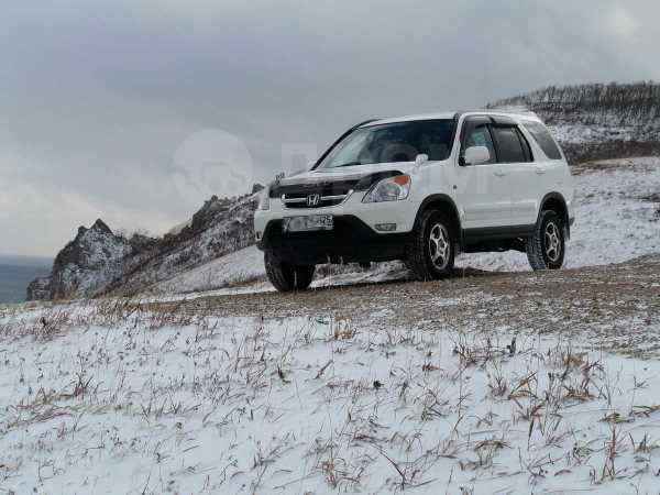 Honda CR-V, 2004 год, 410 000 руб.