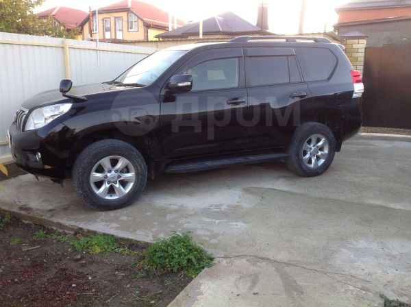 Toyota Land Cruiser Prado, 2010 год, 1 600 000 руб.