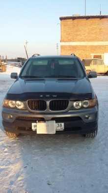 Алзамай BMW X5 2004