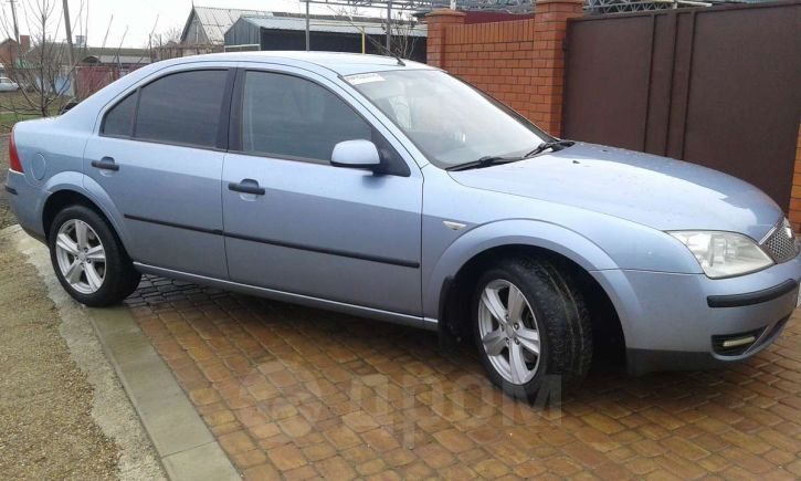 Ford Mondeo, 2003 год, 245 000 руб.