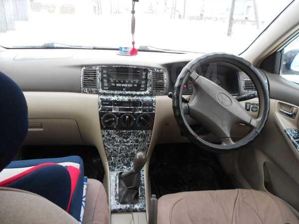 Toyota Corolla, 2003 год, 254 000 руб.