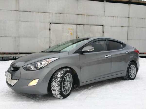 Hyundai Avante, 2011 год, 655 000 руб.