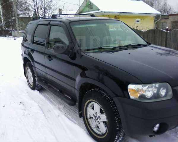 Ford Escape, 2005 год, 475 000 руб.