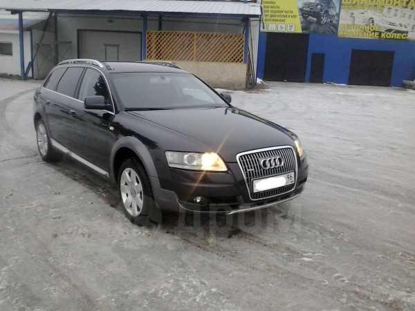 Audi A6 allroad quattro, 2008 год, 950 000 руб.