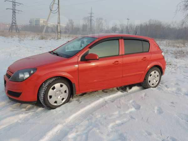 Opel Astra, 2004 год, 297 000 руб.