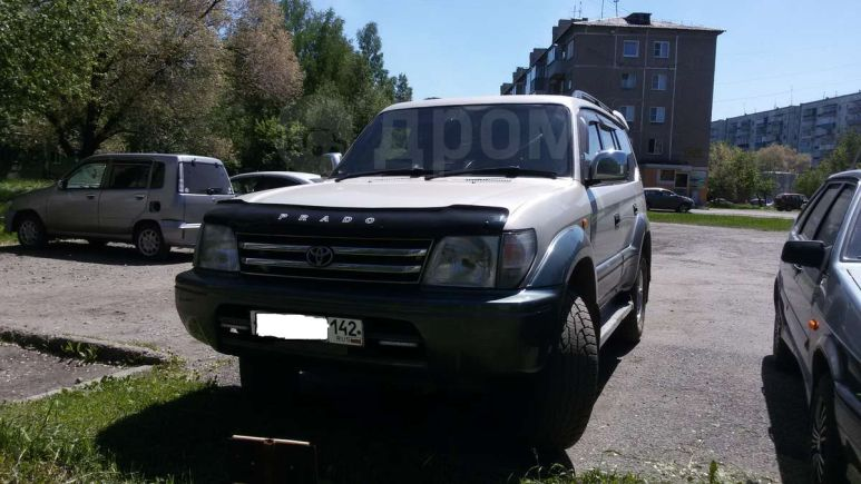 Toyota Land Cruiser Prado, 1998 год, 555 000 руб.