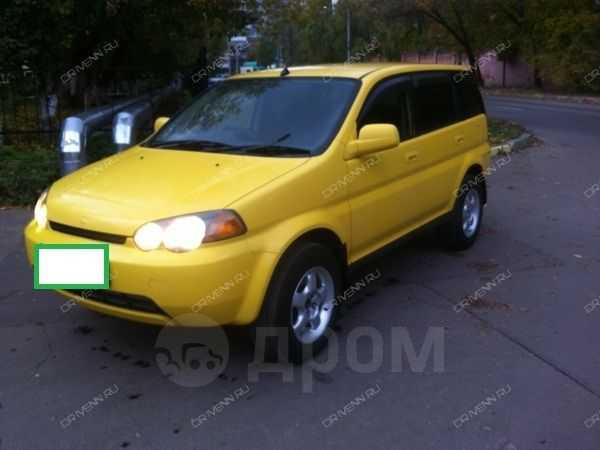 Honda HR-V, 2001 год, 350 000 руб.