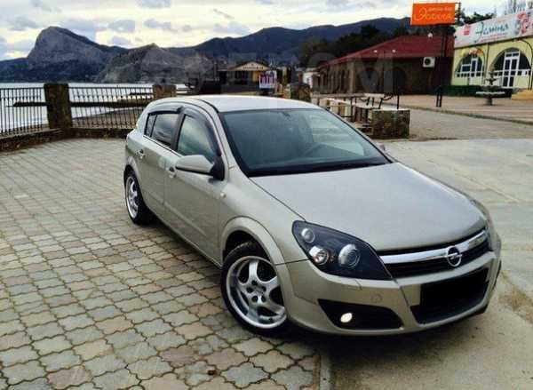 Opel Astra, 2006 год, 345 000 руб.