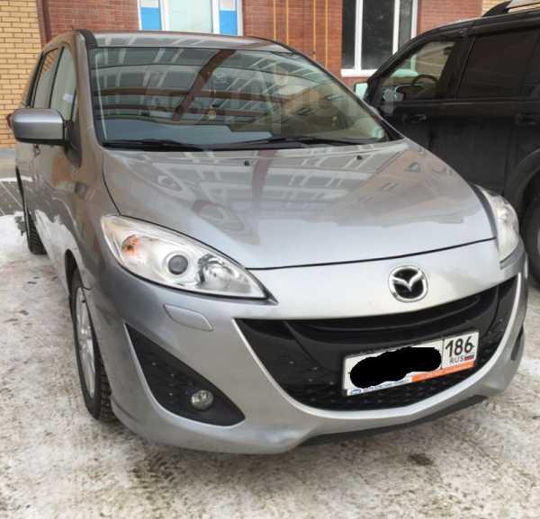 Mazda Mazda5, 2011 год, 720 000 руб.