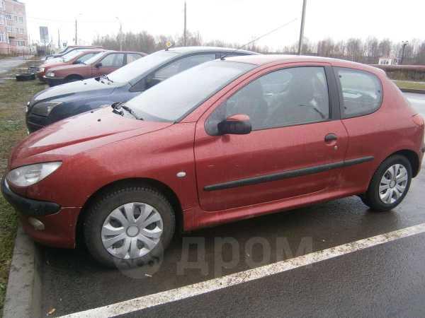 Peugeot 206, 1999 год, 120 000 руб.