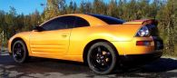 Mitsubishi Eclipse, 2002 год, 380 000 руб.