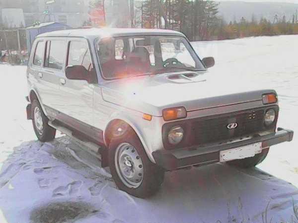 Лада 4x4 2131 Нива, 2011 год, 300 000 руб.