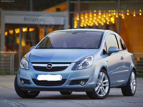 Opel Corsa, 2007 год, 285 000 руб.