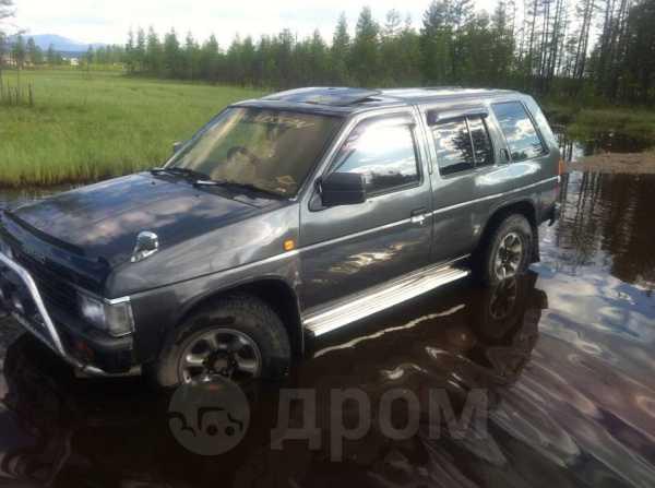 Nissan Terrano, 1990 год, 200 000 руб.
