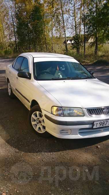 Nissan Sunny, 1998 год, 150 000 руб.