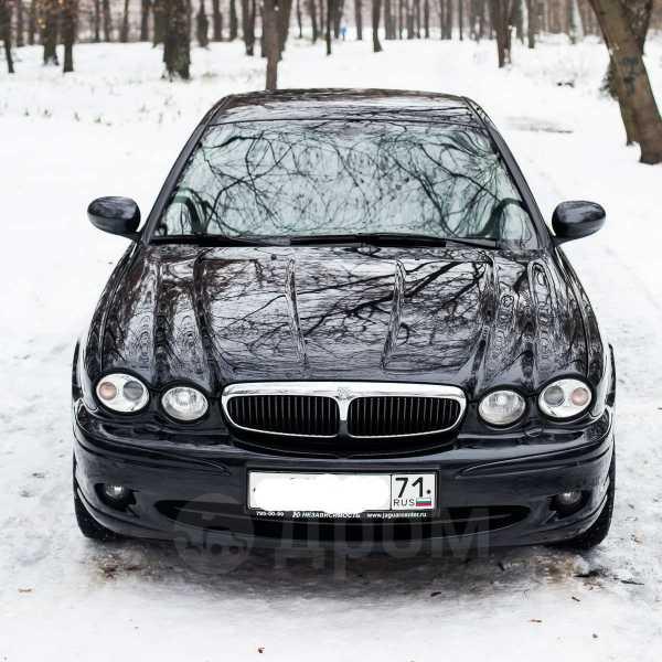 Jaguar X-Type, 2006 год, 630 000 руб.