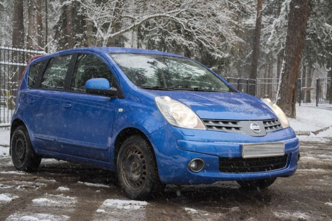 nissan note обнинск