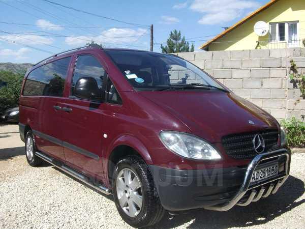 Mercedes-Benz Vito, 2006 год, 600 000 руб.