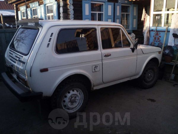 Лада 4x4 2121 Нива, 1986 год, 150 000 руб.