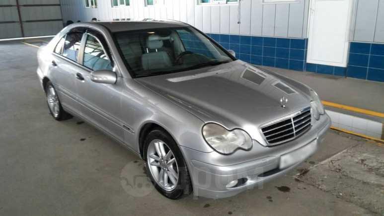 Mercedes-Benz C-Class, 2002 год, 480 000 руб.