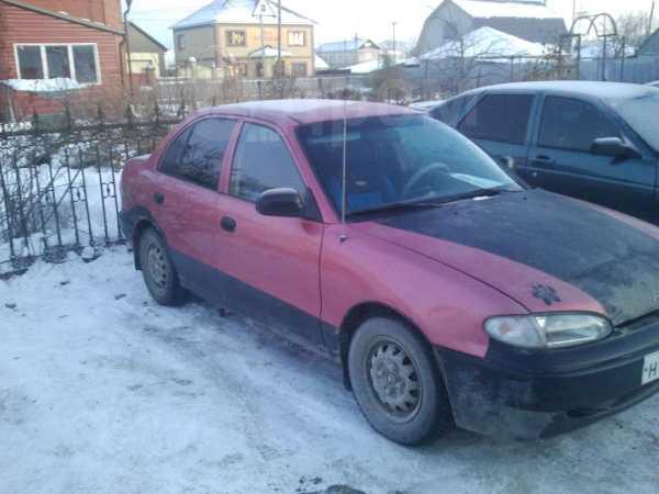 Hyundai Accent, 1995 год, 70 000 руб.