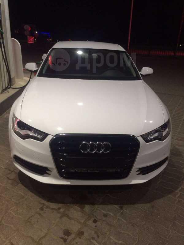 Audi A6, 2013 год, 1 400 000 руб.